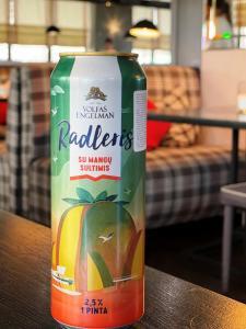 Вольфас Радлер манго Volfas Radleris mango