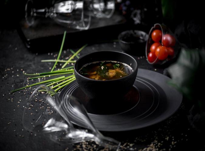 Мисо суп с сыром Тофу
