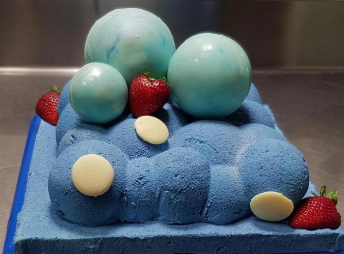 Пломбир торт