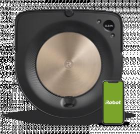 Робот-пилосос iRobot Roomba S9