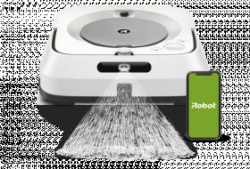 Робот для вологого прибирання iRobot Braava Jet М6