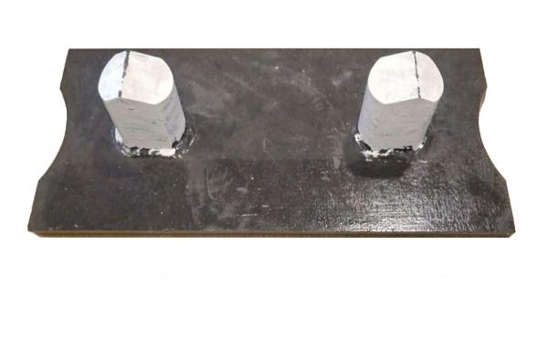 Упор фитинговый (посадочная база 450 мм)