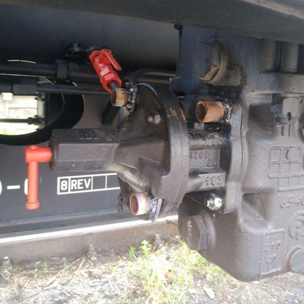 Модернизация тормозного оборудования