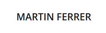Martin Ferrer