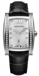 Женские часы Aerowatch 03952 AA01DIA black