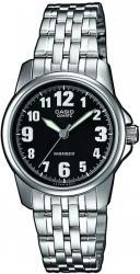 Женские часы Casio LTP-1260D-1B
