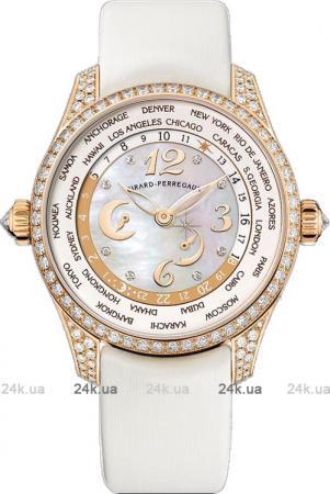 Фото 1 Женские часы Girard Perregaux 49860.D52A.761.KK7A L