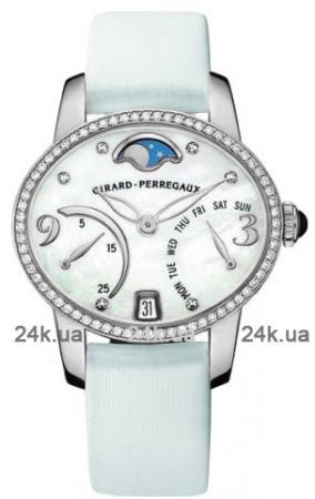 Фото 1 Женские часы Girard Perregaux 80485.D53.A761.KK7A L
