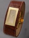 Женские часы Gucci 7800SG-07842-CHPBRNSTRAP