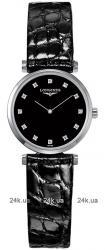 Женские часы Longines L4.209.4.58.2