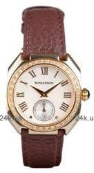 Женские часы Romanson RL1208QL2T WH