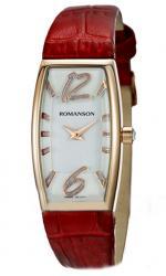 Женские часы Romanson RL2635LRG WH