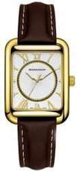 Женские часы Romanson TL0353LG WH