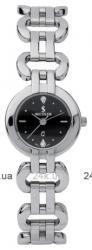 Женские часы Seculus 1598.1.763 black, ss