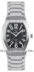 Женские часы Seculus 4418.1.505 black, ss
