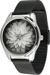Женские часы ZIZ Астра (ремешок из нержавеющей стали черный)