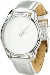Женские часы ZIZ Минимализм (ремешок металлик, серебро)