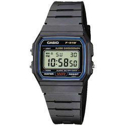 Мужские часы Casio F-91W-1YEG