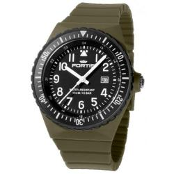 Мужские часы Fortis 9.988-black-blue-olive