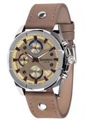 Мужские часы Guardo P10281 SEBr