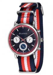 Мужские часы Guardo P11146 SR