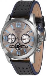 Мужские часы Guardo P11177 SGrBl