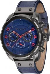 Мужские часы Guardo P11179 GrBlBl