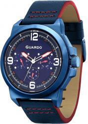 Мужские часы Guardo P11367 BlBlBl