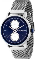 Мужские часы Guardo P11897(m) SBl