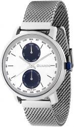Мужские часы Guardo P11897(m) SS