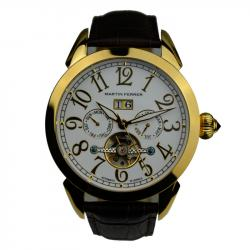 Мужские часы Martin Ferrer 13191A/G (кор.рем)