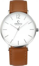 Мужские часы Obaku V197GXCWRN