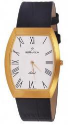 Мужские часы Romanson TL4117MGD WH