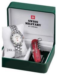 Мужские часы Swiss Military by Chrono 13800BI-2M