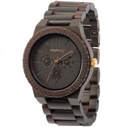 Мужские часы WeWood Kappa Black Gold