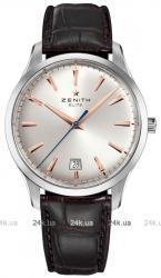 Мужские часы Zenith 03.2020.670/01.C498