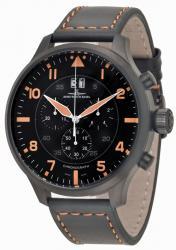 Мужские часы Zeno-Watch Basel 6221N-8040Q-BK-a15