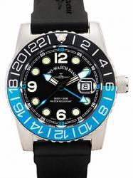 Мужские часы Zeno-Watch Basel 6349Q-GMT-a1-4