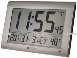 Настольные часы La Crosse WS8009-SIL