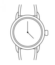 Женские часы Christina 334GWBL-WORLD
