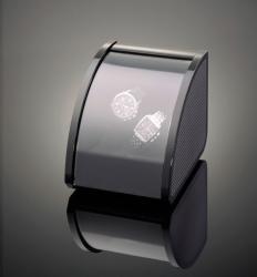 Шкатулка Elma Motion 1038239 Black High Glossy Carbon
