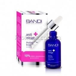 Антикуперозный кислотный пилинг для лица Bandi Anti-rouge acid peel