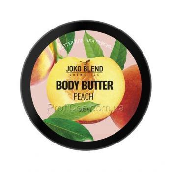 Фото Увлажняющий баттер для тела  Персик  Joko Blend Peach Body Butter