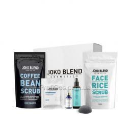Набор для ухода за кожей лица, тела и волосами Joko Blend Beauty Gift Pack