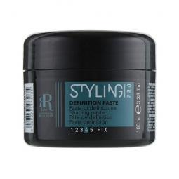 Моделирующая паста для укладки волос с глянцевым эффектом RR Line Styling Pro Definition Paste