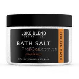 """Расслабляющая соль Мертвого моря для ванны """"Чайное дерево и грейпфрут"""" Joko Blend Bath Salt Tea Tree+Grapefruit"""