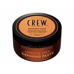 Моделирующая паста для волос средней фиксации American Crew