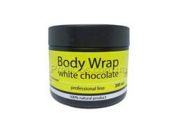 Восстанавливающее обертывание для тела с белым шоколадом TERRA Body Wrap White Chocolate