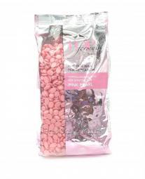 """Пленочный воск для депиляции в гранулах """"Розовый жемчуг"""" Italwax Top Formula Pink Pearl"""