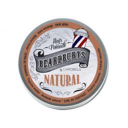 Кремообразная классическая помада для волос Beardburys Natural Wax